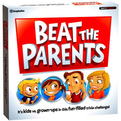 Details about Beat The Parents Board Game p1QuALqG