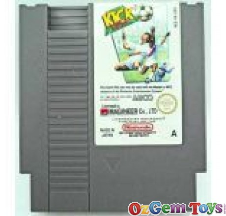 Kick Off For NES Nintendo Entertainment System