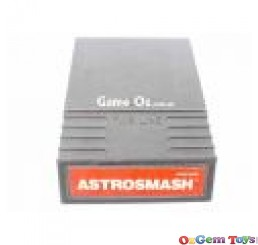 Astrosmash Mattle Intellivision Game