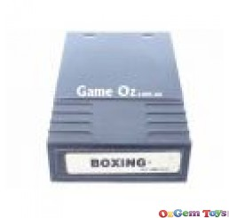 Boxing Intellivision Game