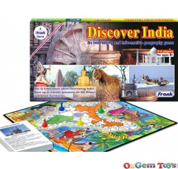 Discover India Board Game