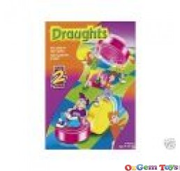 DRAUGHTS GAME, TRAVEL SIZE