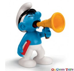 Schleich Film producer Smurf Toy Figure