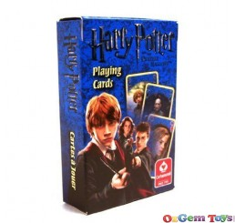 Harry Potter and The Deathly Hallows 2 Action Game Cards