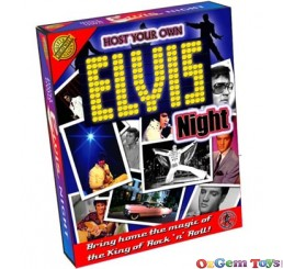 Host Your Own Elvis Night Cheatwell Games