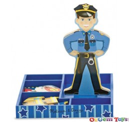 Magnetic Pretend Play Joey Dress Up Toy