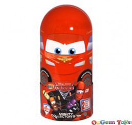 Mighty Beanz Disney Pixar Cars Mighty Tin