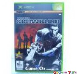 Project Snowblind XBOX Game