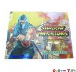 Shadow Warriors Nes Instruction Manual
