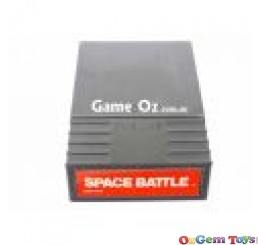 Space Battle Intellivision Game