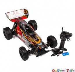 Speed King 1:16 scale 27 MHz RC Red Wall Lizard