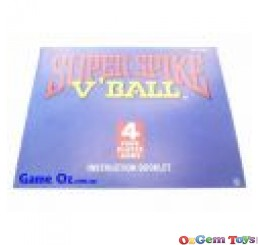 Super Spike V Ball Nes Instruction Manual
