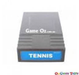 Tennis Intellivision Game