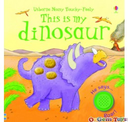 This is My Dinosaur Childrens Book
