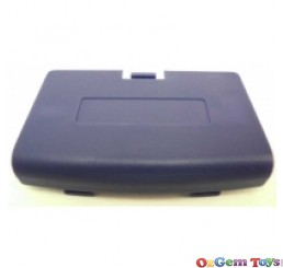 Gameboy Advance Purple Battery Cover New