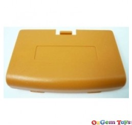 Gameboy Advance Orange Battery Cover New