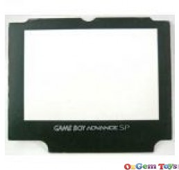 Gameboy Advance SP Screen Replacement Part