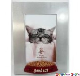 Good Cat Picture Photo Frame
