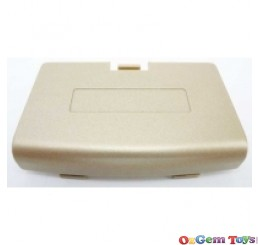 Gameboy Advance Gold Battery Cover New