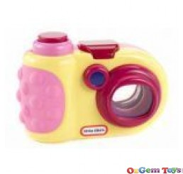 Little Tikes DiscoverSounds Camera Pink