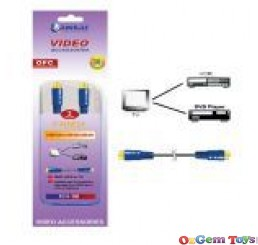 S-Video to S-Video Video Lead 3M