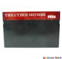The Cyber Shinobi Master System Game
