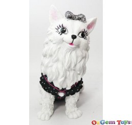 Persian Cat Ring Jewellery Holder Display Stand