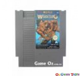 World Wrestling NES Game for Nintendo Entertainment System