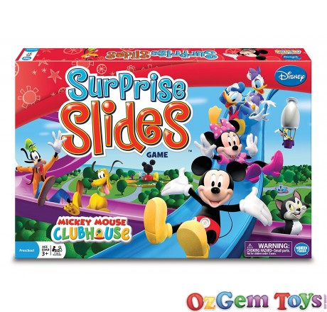 Mickey Mouse Clubhouse Surprise Slides Game
