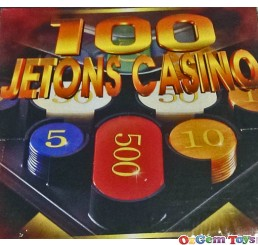 100 Jetsons Casino Chips