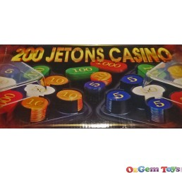 200 Jetsons Casino Chips