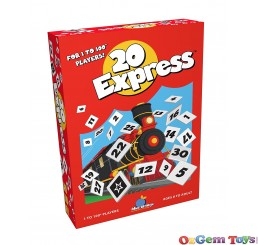 20 Express Numbers Game