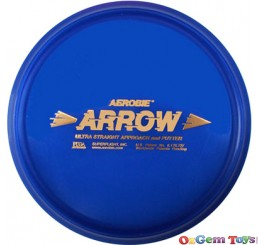 Aerobie Arrow Golf Disc Putter Blue
