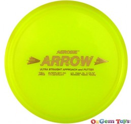 Aerobie Arrow Golf Disc - Putter NEW