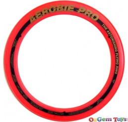 Aerobie Pro 13 inch Flying Ring Orange