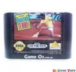 Amazing Tennis Mega Drive Game