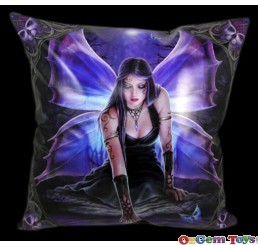 Anne Stokes Immortal Flight Cushion