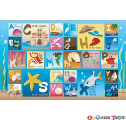 At The Beach Sunsout Jigsaw Puzzle 100 Pieces