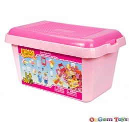 Best Lock Girl Freestyle Tub 500 Piece