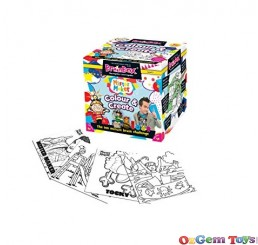 BrainBox Mister Maker Colour and Create Brain Challenge Game