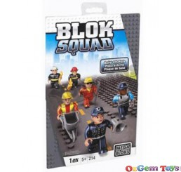 Build Off Plate Mega Bloks