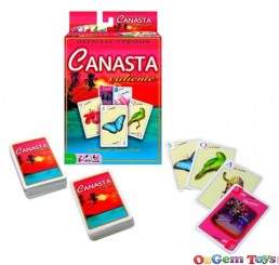 Canasta Caliente Card Game