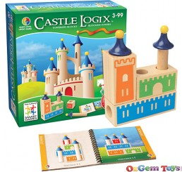 Castle Logix Multi Level Logic Game