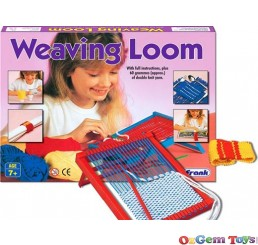 Childrens Weaving Loom Set