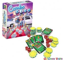 Combo King Game by Gamewright