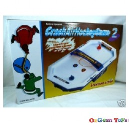 Crash Air Hockey Game 2