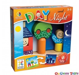 Day and Night Multi Level Logic Game