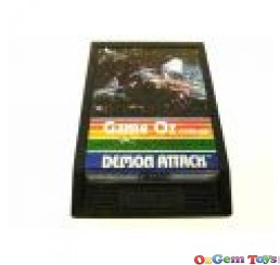Demon Attack Mattle Intellivision Game