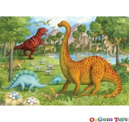 Dinosaur Pals Ravensburger Super Size Floor Puzzle 24 Pieces