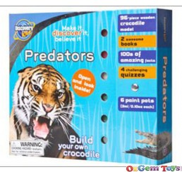 Discovery Kids Predators Kit